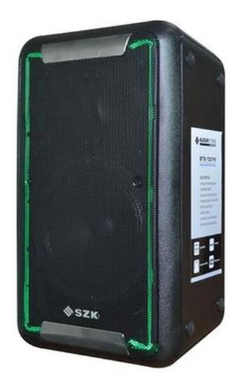 Parlante Portátil Suzuki Bts-1001m 3000w Bt C/m