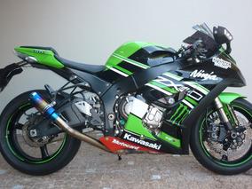 Kawasaki Ninja Zx 10 R - Roda Brasil - Campinas