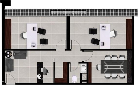 Apartamento Para Locação Em Ponta Grossa, Estrela - 139_2-935995