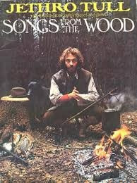 Livro De Partituras Do Jethro Tull - Songs From The Wood