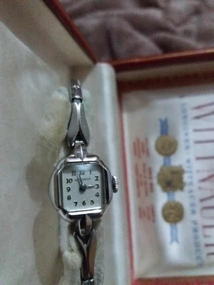 Reloj De Pulsera Para Dama Antiguo