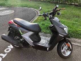 Yamaha / Bws F1 / 125cc / 18.000 Km / Full Inyección / 2017