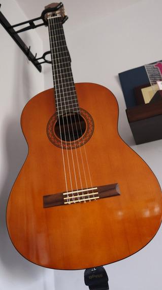 Guitarra Electroacustica Yamaha Cx40 Flamante