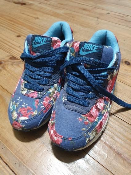 Zapatillas Como Nuevas Air Max Nike Importadas