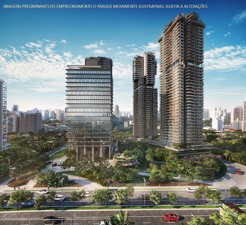 Imagem 1 de 29 de Apartamento Residencial Para Venda, Jardim Das Acácias, São Paulo - Ap6504. - Ap6504-inc
