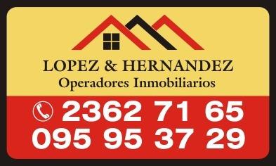 López & Hernández  Vende Apto Alquilado (buena Renta)