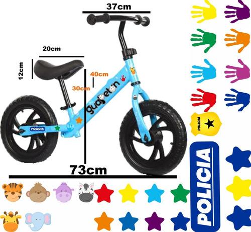 Bicicleta De Niños Sin Pedal Ya Armado Guapeton - Tuproducto