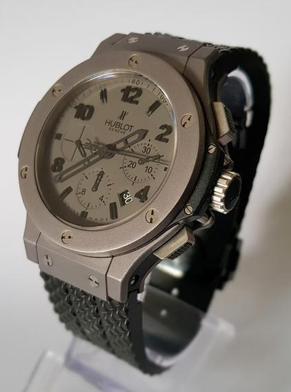Hublot Big Bang Chronograph 44mm Completo Rolex