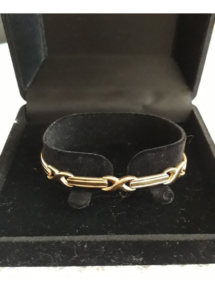 Bracelete Em Ouro Amarelo 18k