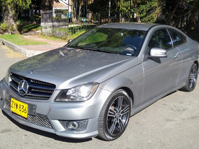 Mercedes-benz Clase C 180 Coupe Automático 2014