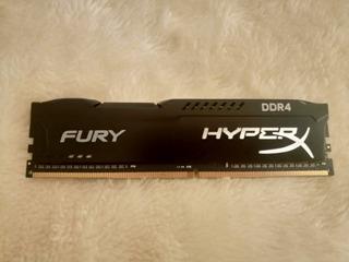 Memoria Ram Ddr4 4gb Case Hyper Fury