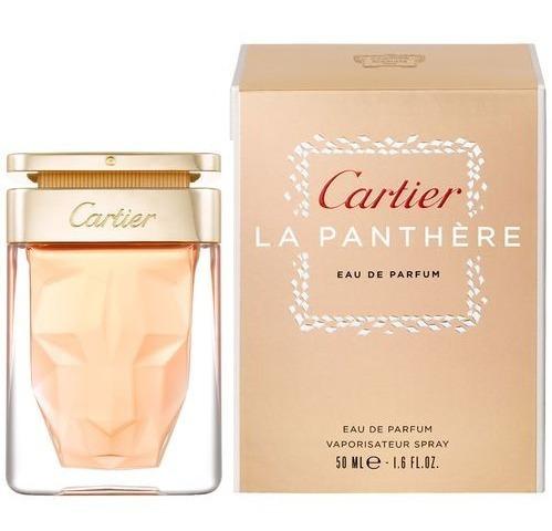 Perfume Cartier La Panthere 50ml 100% Original Lacrado Edp