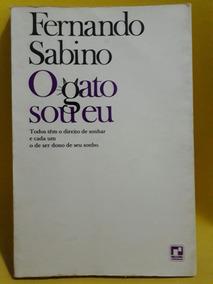 Livro: O Gato Sou Eu Fernando Sabino