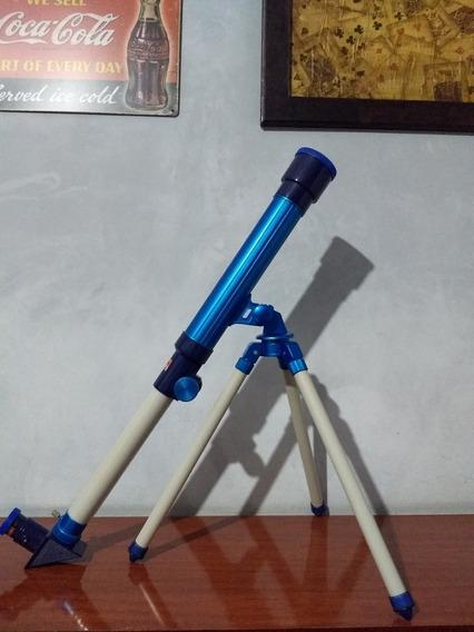 Telescópio Com Tripé Infantil - Aproximação De 20x 30x 40x