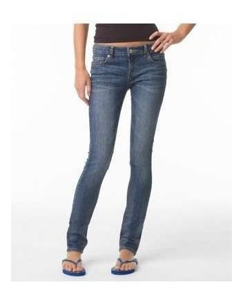 Jeans Aeropostale Bayla Skinny Nuevo T 22 Nuevo Original Mercado Libre