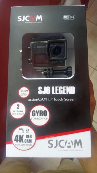 Sj Cam 6 Legend 4k