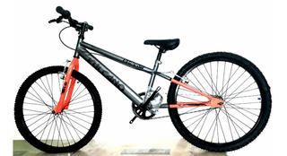 Bicicleta Rodado 24 Stark Bmx Vulcano 18 Cuotas Sin Interes!