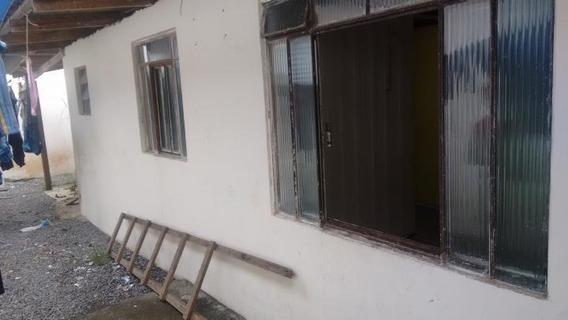 Casa Para Locação Em Pinhais, Jardim Cláudia, 1 Dormitório, 1 Banheiro - Avp - 2019