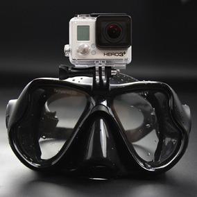 Óculos Mascara Mergulho P/ Câmera Go Pro Gopro Anti Embaço