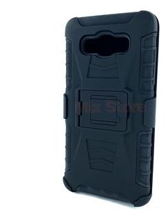 Funda Uso Rudo Protector Samsung J5 2016 Case + Mica Gratis