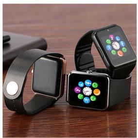 Relógio Social Digital Sport Bluetooth Android Chip Faz Liga
