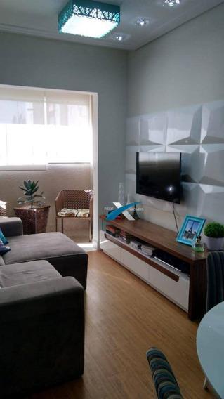Lindo Apartamento À Venda 2 Quartos Todo Planejado Ao Lado Do Shopping De Suzano/sp - Ap5620