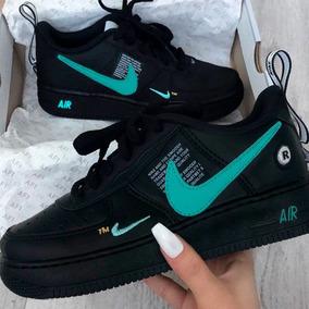 Tênis Nike Air Force Skatista Diversas Cores Frete Grátis