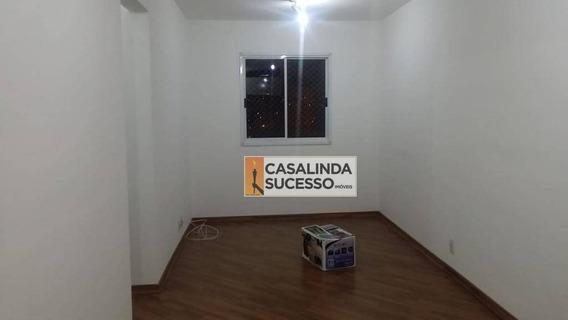 Apartamento Com 3 Dormitórios À Venda, 70 M² Por R$ 280.000,00 - Jardim Vila Formosa - São Paulo/sp - Ap0742