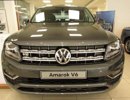 Nueva Amarok V6 Highline 0km 258cv Volkswagen Precio 2021 H0