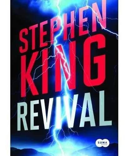 Livro Revival De Stephen King