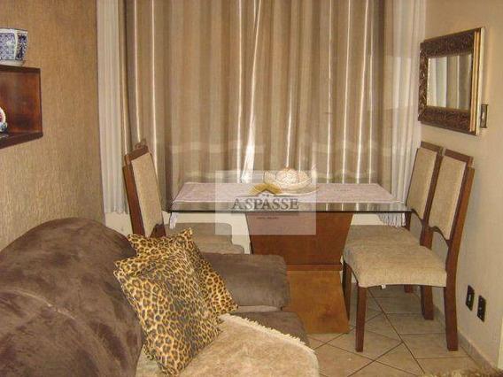 Apartamento Residencial À Venda, Vila Pompéia, Ribeirão Preto - Ap0038. - Ap0038