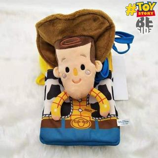 Bolso De Peluche Woody Toy Story Disney Original