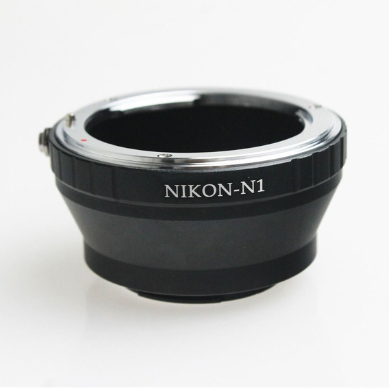 Adaptador Lentes Nikon Para Nikon N1 J1 J5 Aw1 V3