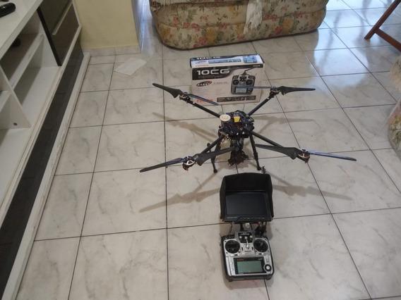 Drone Tarot 650, Naza V2, Futaba T10chg 10ch, Zenmuse H3-3d