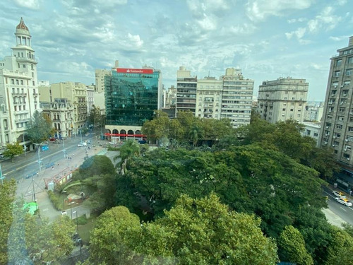 Alquiler Monoambiente A Estrenar Frente A Plaza Fabini