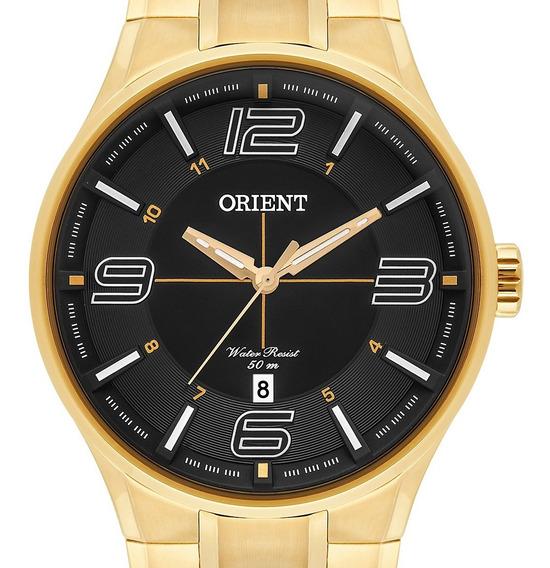 Relógio Orient Neo Sport Dourado Mgss1136 P2kx Masculino
