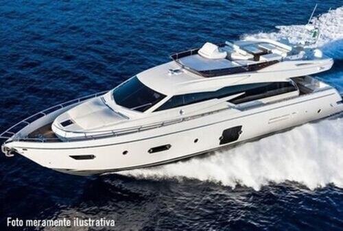 Imagem 1 de 1 de Ferretti 750 2012 Ñ Schaefer, Intermarine, Mcp, Azimut
