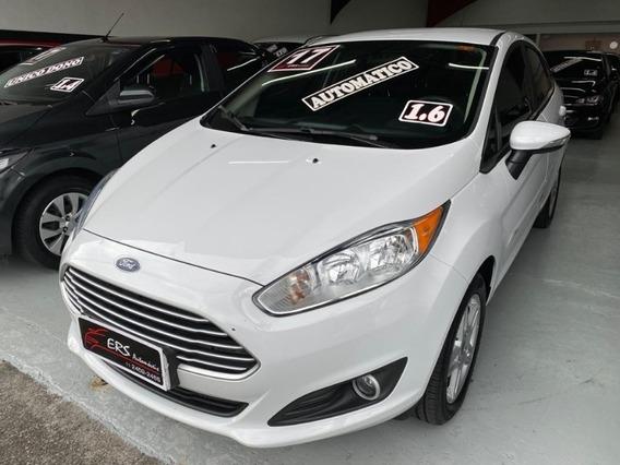 Ford Fiesta Sedan 1.6 Sel Automático