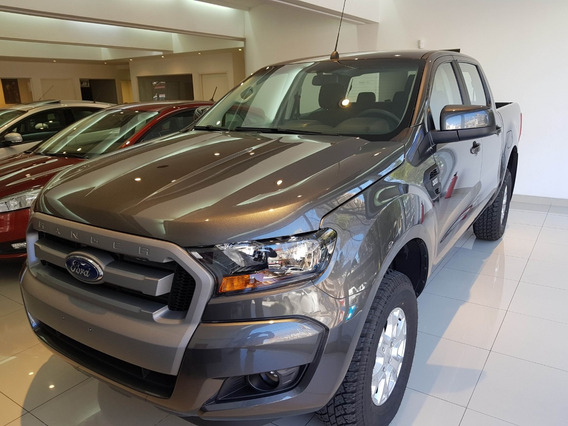 Ford Ranger Xls 3.2 4x2 Cabina Doble 0km Oferta As3