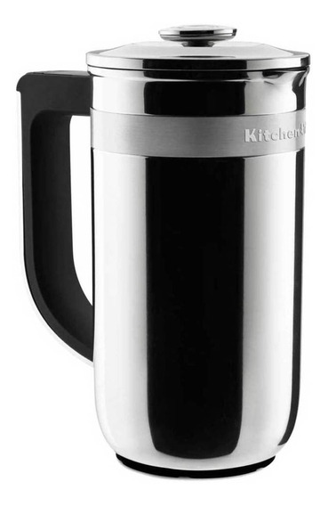 Cafetera KitchenAid KCM0512 Stainless steel