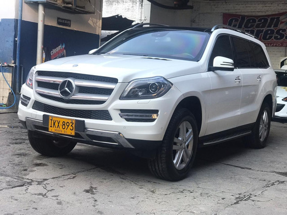 Mercedes Benz Gl500 2016 Blindado Nivel 3