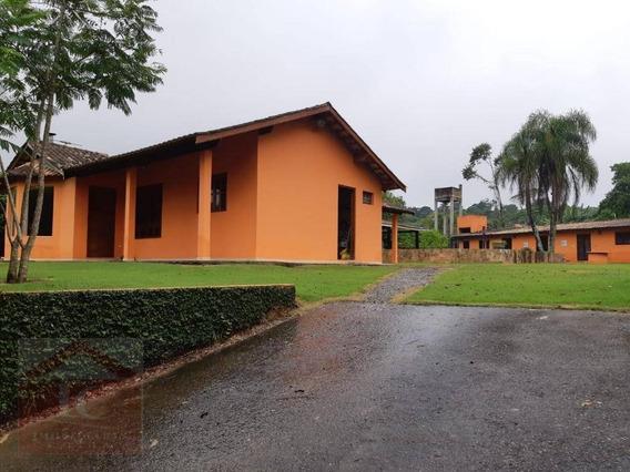 Casa Com 1 Dormitório À Venda, 328 M² Por R$ 580.000,00 - Los Álamos - Vargem Grande Paulista/sp - Ca1002