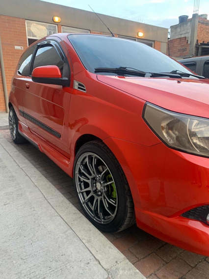 Chevrolet Aveo Emotion Gt Cupe Full Equipo