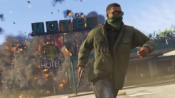 Grand Theft Auto 5 Xbox One Mídia Digital