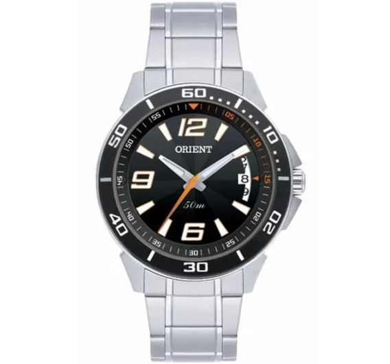 Relógio Orient Original Mbss1146 P2sx Unissex