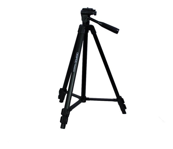 Tripe Para Câmera Digital Dslr DigiPod Tr450 1,35mts 450cs