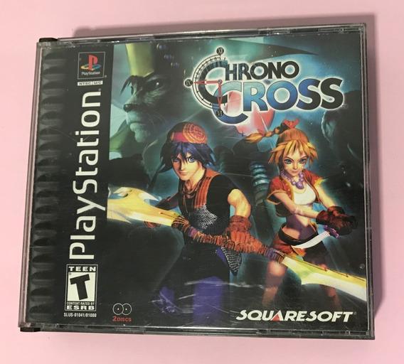 Chrono Cross - Playstation 1 Americano