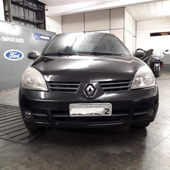 Renault Clio Sedan 1.0 16v Authentique Hi-power 4p