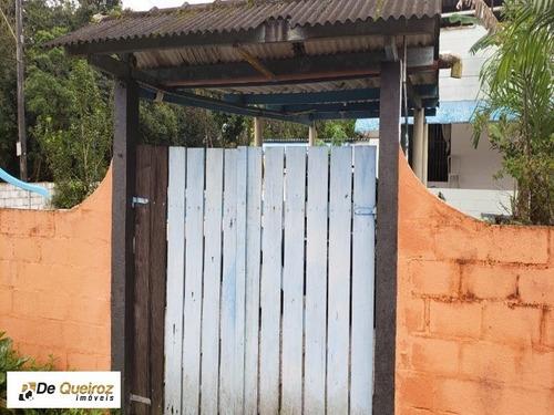 Imagem 1 de 30 de Chácara Em Itanhaém, Bairro Jd Aguapeu, Lado Morro , Murado ,isolada , 3 Dormitórios Sendo 1 Suíte - 2076 - 34462481