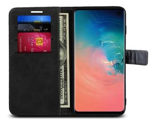 Funda Samsung S10/ S10 Plus/ S10e/ Note 10/ 10 Plus Cartera